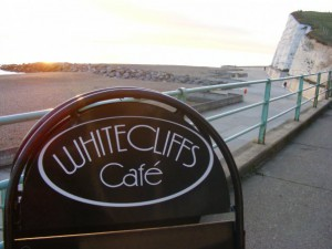 Whitecliffs Sign